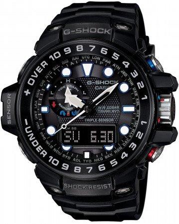 Мужские часы CASIO G-Shock GWN-1000B-1AER