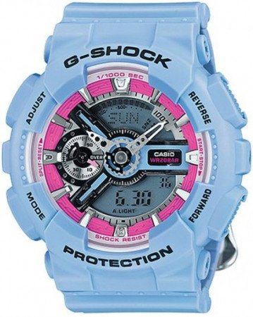 Мужские часы CASIO G-Shock GMA-S110F-2AER