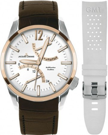 Мужские часы JACQUES LEMANS 1-1583F