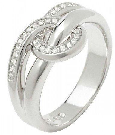 Женское кольцо FOSSIL JFS00106040
