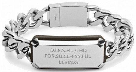 Мужской браслет DIESEL DX1017040