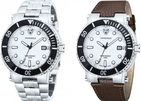 Мужские часы SWISS EAGLE SE-9016-02