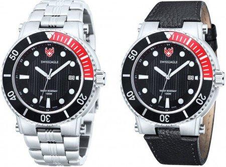 Мужские часы SWISS EAGLE SE-9016-01