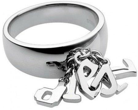 Женское кольцо Diesel DX0073040