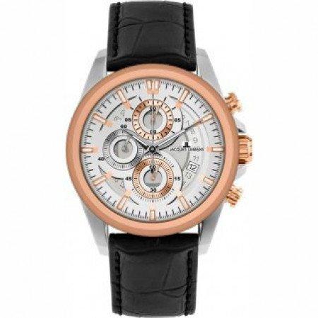 Мужские часы JACQUES LEMANS 1-1847C