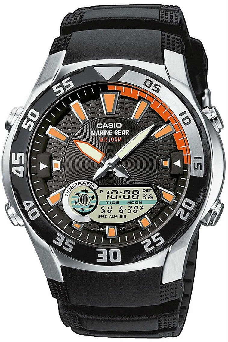 Часы CASIO MARINE GEAR - haroldltdru