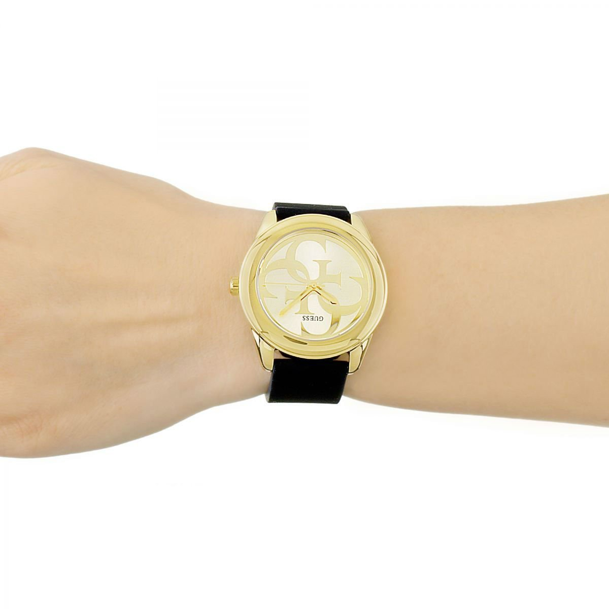 Женские часы Guess W0911L3 Мужские часы Romanson TL0387MW(WH)