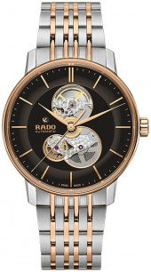 RADO COUPOLE CLASSIC OPEN HEART AUTOMATIC 01.734.3894.4.316/R22894163