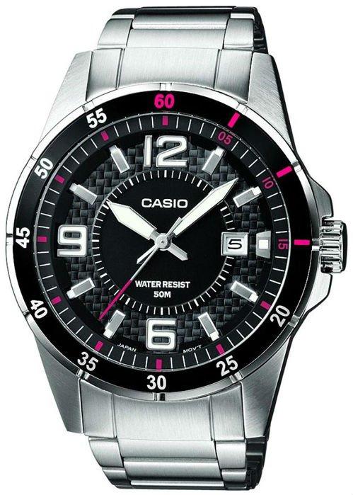 Casio MTP-1291D-1A1 - купить наручные часы  цены 73910ffd5db96