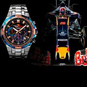 Новые Casio Edifice Toro Rosso