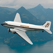 Breitling DC-3 совершит кругосветное путешествие