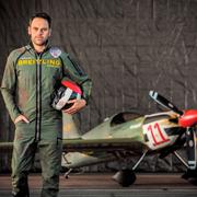 Мика Бражо и его «Skyracer» - фантастическая команда Breitling
