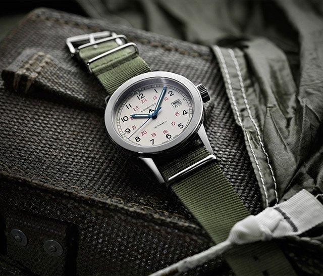 Купить оригинальные часы Лонжин