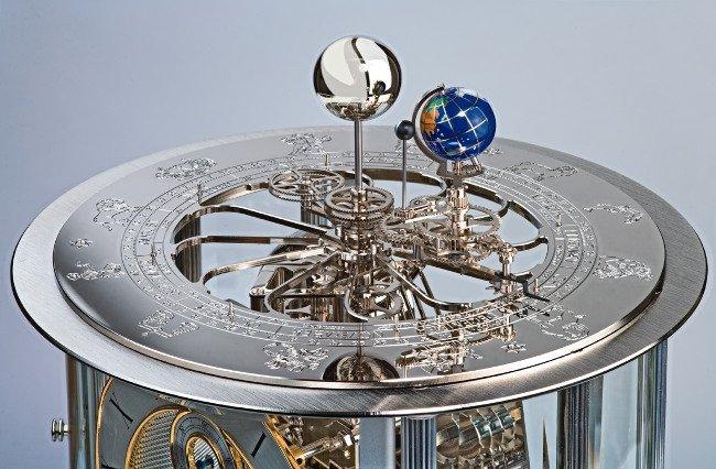 купить настенные часы хермле