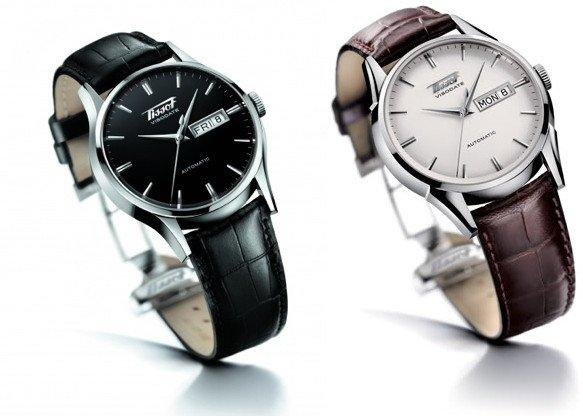 Tissot: наручные часы от официального поставщика