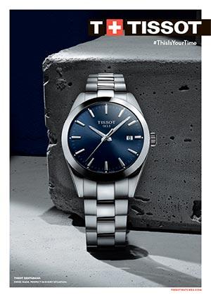 Tissot: наручные часы от официального магазина