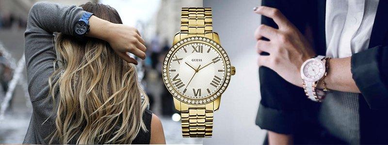купить женские часы с большим циферблатом