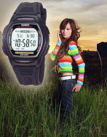 купить женские электронные наручные часы