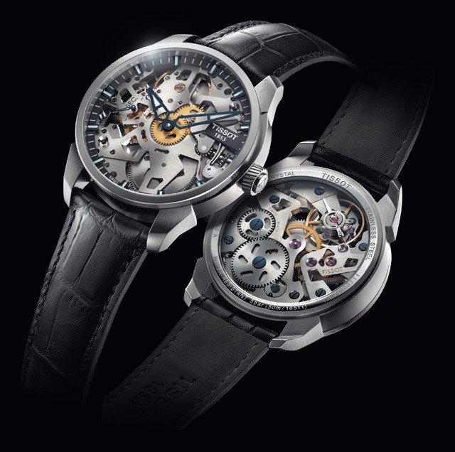 Наручные часы скелетон украина samsung часы gear s3 купить