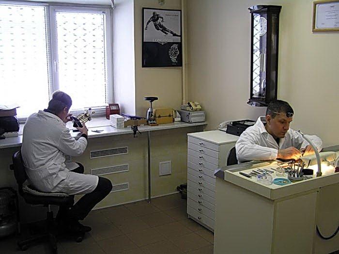сервисный центр tissot