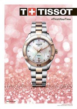 Купить часы Тиссот в Украине