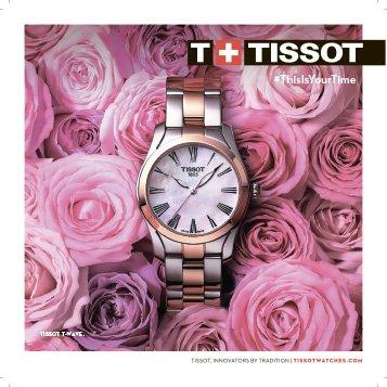 Купить женские часы Тиссот в Украине