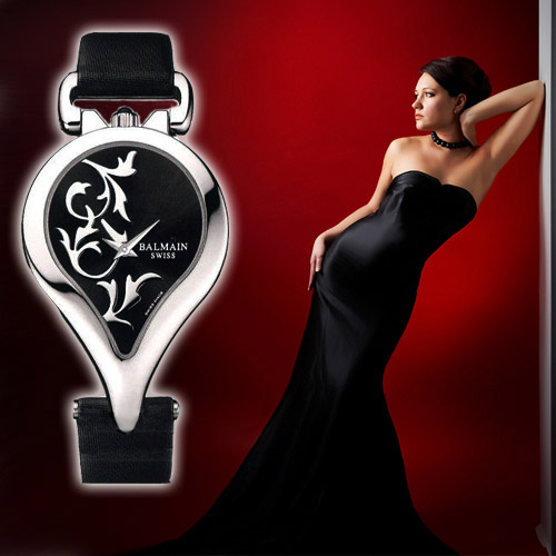 часы бальман женские с бриллиантами