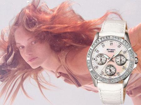 женские часы касио официальный сайт цены