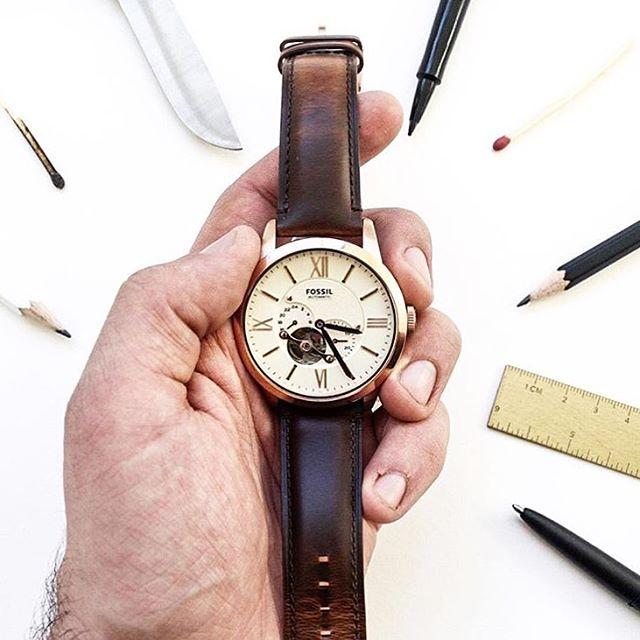 Купить мужские часы Фоссил в Украине