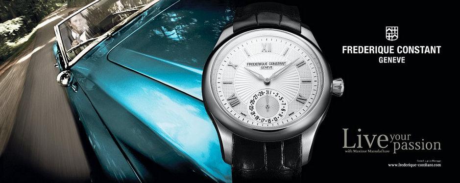Купить мужские часы Фредерик Констант