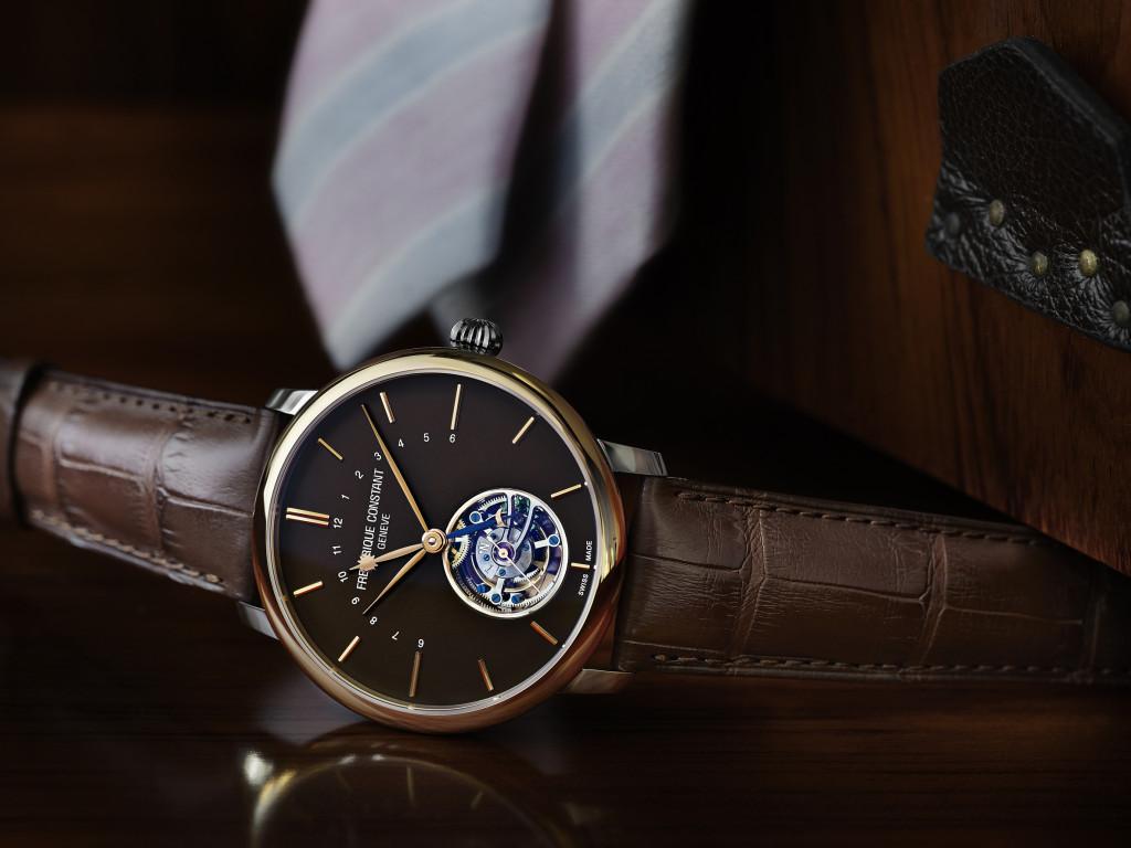 Купить мужские оригинальные часы Frederique Constant в Украине