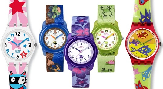 купить детские часы