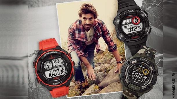 Купить мужские водонепроницаемые часы