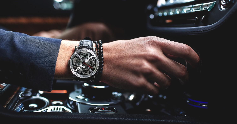 Мужские механические часы: купить в Украине