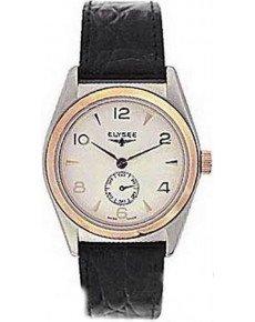 Чоловічий годинник ELYSEE 7841406 leather brown