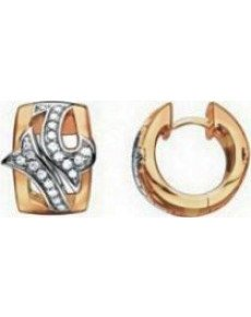 Жіночі сережки PIERRE CARDIN PCCO-90172.B