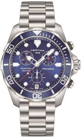 Чоловічий годинник CERTINA C032.417.11.041.00