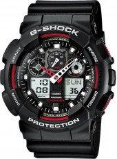 Чоловічий годинник CASIO GA-100-1A4ER