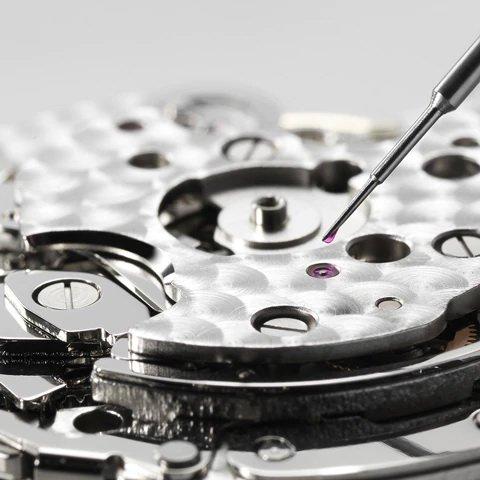 ремонт механических часов тиссот